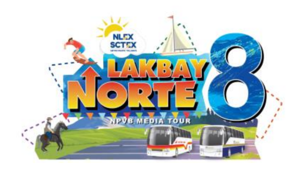 NLEX Travel, Lakbay Norte 8, NPBV, NLEX, SCTEX, North Philippines